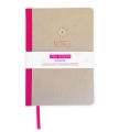Notes - Pink Ribbon Notizbuch